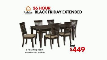 Ashley HomeStore 36 Hour Black Friday Extended Event TV Spot, 'Extended' - Thumbnail 4