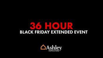 Ashley HomeStore 36 Hour Black Friday Extended Event TV Spot, 'Extended' - Thumbnail 7