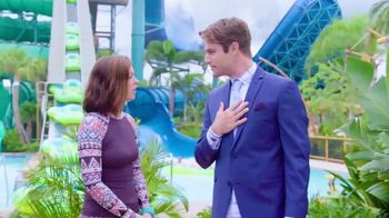 Volcano Bay TV Spot, 'Comedy Central: Water Park Talk Show' - 3 commercial airings