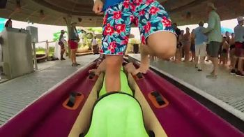 Volcano Bay TV Spot, 'Comedy Central: Water Park Talk Show' - Thumbnail 7