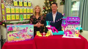 Toys R Us TV Spot, 'Hallmark Channel: How-To Moment: Barbie' - 4 commercial airings