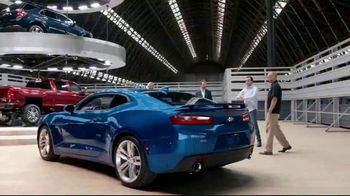 2017 Chevy Closeout TV Spot, 'No Words' [T2] - Thumbnail 1