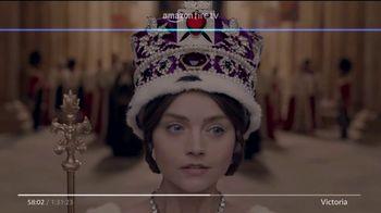 Amazon Fire TV TV Spot, 'Queen's Command'