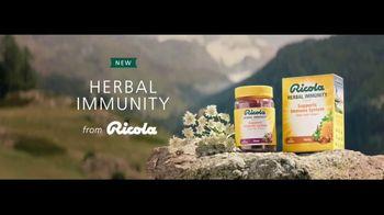 Ricola Herbal Immunity TV Spot, 'Feeling Run-Down' - Thumbnail 10