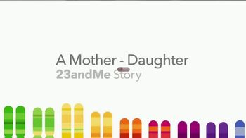 23andMe TV Spot, 'Pat and Angel: Adopted' - Thumbnail 1