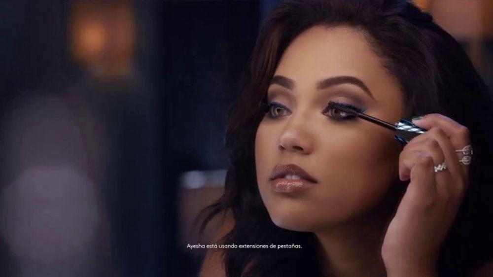 e074b2c1721 CoverGirl Peacock Flare Mascara TV Commercial, 'Foco' con Ayesha Curry -  iSpot.tv