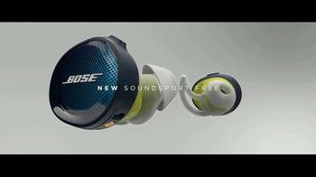 Bose SoundSport Free TV Spot, 'Bose Presents: Zen' Feat. Mikaela Shiffrin - Thumbnail 9