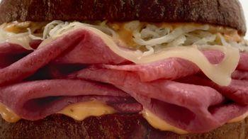 Arby's Reuben Sandwiches TV Spot, 'What's Better?' - Thumbnail 1