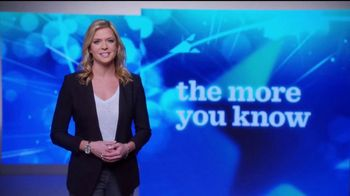 The More You Know TV Spot, 'Health: Walks' Featuring Kathryn Tappen - 2 commercial airings
