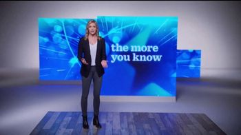 The More You Know TV Spot, 'Health: Walks' Featuring Kathryn Tappen - Thumbnail 1