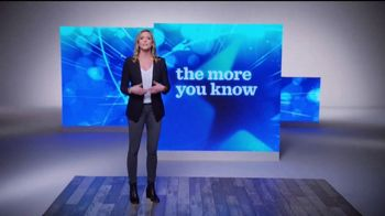 The More You Know TV Spot, 'Health: Walks' Featuring Kathryn Tappen - Thumbnail 2