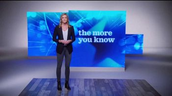 The More You Know TV Spot, 'Health: Walks' Featuring Kathryn Tappen - Thumbnail 3