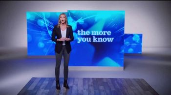 The More You Know TV Spot, 'Health: Walks' Featuring Kathryn Tappen - Thumbnail 4