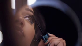 CoverGirl Peacock Flare Mascara TV Spot, 'Spotlight' Featuring Ayesha Curry - Thumbnail 1