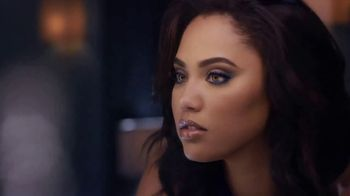 CoverGirl Peacock Flare Mascara TV Spot, 'Spotlight' Featuring Ayesha Curry