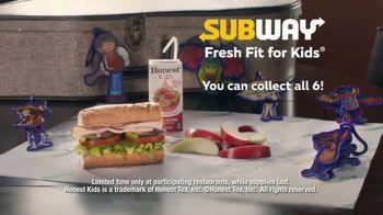 Subway Fresh Fit for Kids Meal TV Spot, 'Coco Debuts at Subway!' - Thumbnail 8