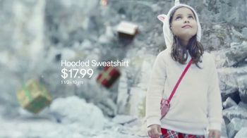 H&M TV Spot, 'A Magical Holiday: Parallel Universe' Feat. Jesse Williams - 136 commercial airings