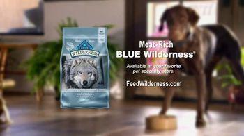 Blue Buffalo Wilderness Dog Food TV Spot, 'Wolf Spirit' - Thumbnail 8
