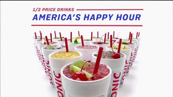 Sonic Drive-In Happy Hour TV Spot, 'Refrescante' [Spanish] - Thumbnail 9