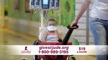 St. Jude Children's Research Hospital TV Spot, 'Holidays: Hope' - Thumbnail 8