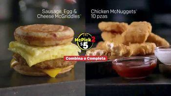 McDonald's McPick 2 TV Spot, 'Highbrazote' [Spanish] - Thumbnail 9