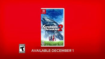 Xenoblade Chronicles 2 TV Spot, 'Unlock the Secrets' - Thumbnail 9