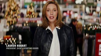 Dick's Sporting Goods TV Spot, 'Holiday Gift of Determination' - Thumbnail 6