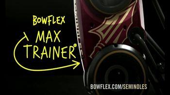 Florida State University Bowflex Max Trainer M5 TV Spot, 'Game Day' - Thumbnail 3