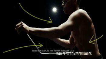 Florida State University Bowflex Max Trainer M5 TV Spot, 'Game Day' - Thumbnail 4