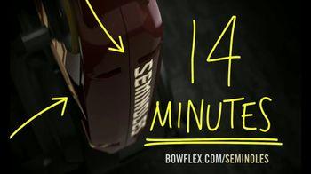Florida State University Bowflex Max Trainer M5 TV Spot, 'Game Day' - Thumbnail 8