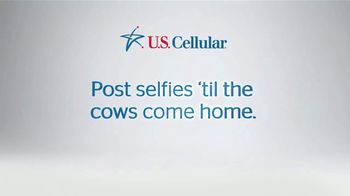 U.S. Cellular Unlimited Data TV Spot, 'Middle of Anywhere Tour: Cows' - Thumbnail 3