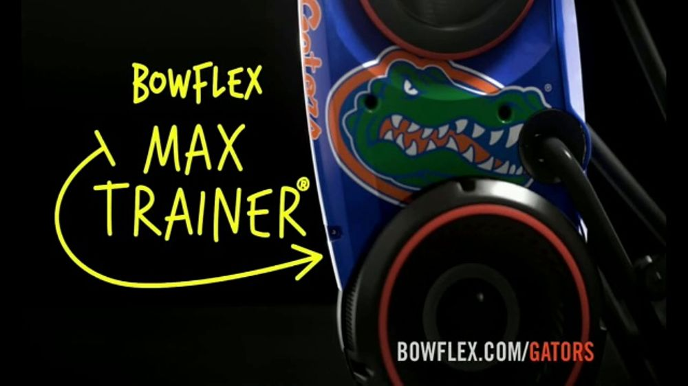 University of Florida Bowflex Max Trainer TV Commercial, 'Gator Fan Game Day'