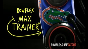 University of Florida Bowflex Max Trainer TV Spot, 'Gator Fan Game Day' - 1 commercial airings