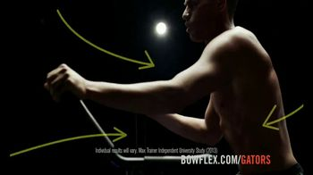 University of Florida Bowflex Max Trainer TV Spot, 'Gator Fan Game Day' - Thumbnail 3