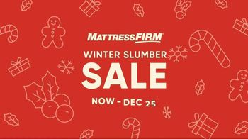 Mattress Firm Winter Slumber Sale TV Spot, 'Free Box Spring' - Thumbnail 8