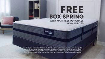 Mattress Firm Winter Slumber Sale TV Spot, 'Free Box Spring' - Thumbnail 6