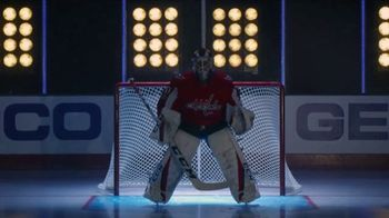 GEICO TV Spot, 'Braden Holtby Warms Up' - 57 commercial airings