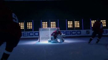 GEICO TV Spot, 'Braden Holtby Warms Up' - Thumbnail 9