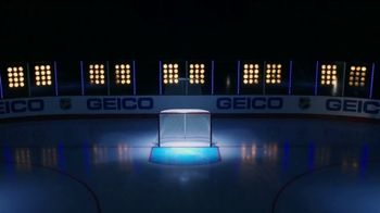 GEICO TV Spot, 'Braden Holtby Warms Up' - Thumbnail 3