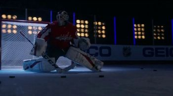GEICO TV Spot, 'Braden Holtby Warms Up' - Thumbnail 8