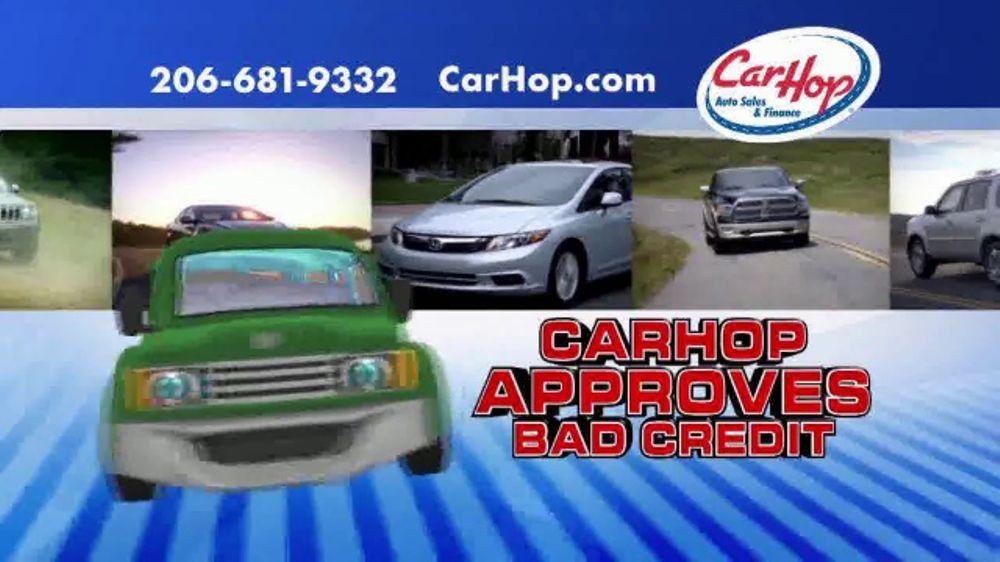 Kia Finance Bad Credit >> CarHop Auto Sales & Finance TV Commercial, 'CarHop Approves Bad Credit' - iSpot.tv