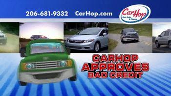 CarHop Auto Sales & Finance TV Spot, 'CarHop Approves Bad Credit' - Thumbnail 1