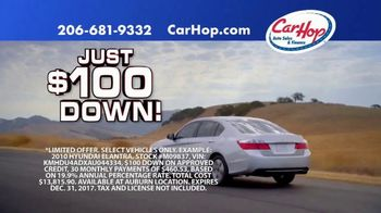 CarHop Auto Sales & Finance TV Spot, 'CarHop Approves Bad Credit' - Thumbnail 3