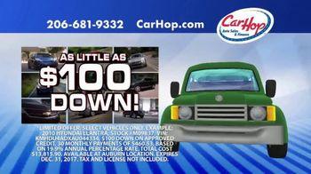 CarHop Auto Sales & Finance TV Spot, 'CarHop Approves Bad Credit'