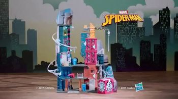 Spider-Man Mega City Playset TV Spot, 'The City in Your Hands' - Thumbnail 10