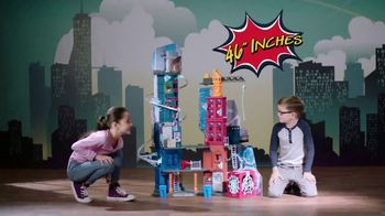 Spider-Man Mega City Playset TV Spot, 'The City in Your Hands' - 1353 commercial airings
