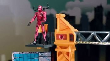 Spider-Man Mega City Playset TV Spot, 'The City in Your Hands' - Thumbnail 4