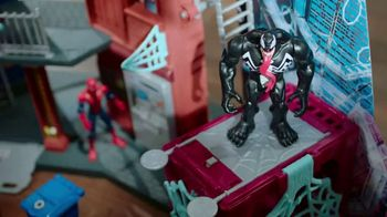Spider-Man Mega City Playset TV Spot, 'The City in Your Hands' - Thumbnail 8