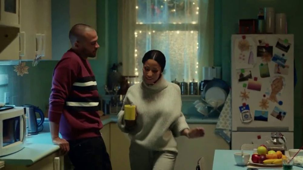 H&M TV Commercial, 'A Magical Holiday' Featuring Nicki Minaj, Jesse Williams