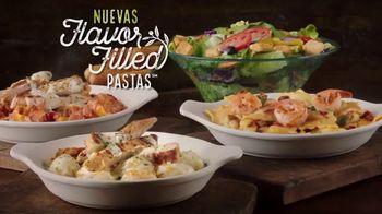 Olive Garden FlavorFilled Pastas TV Spot, 'Ñoquis con pollo' [Spanish] - Thumbnail 4